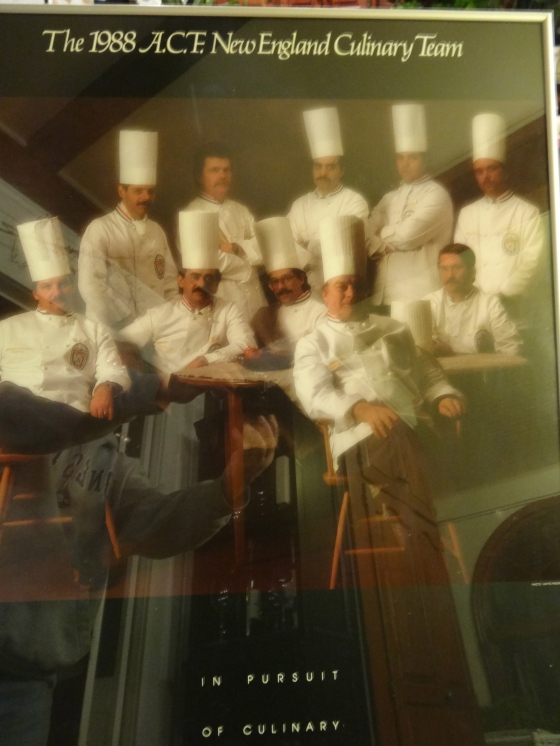 MY OCTOBERFEST 1988 WITH TEAM NEW ENGLAND