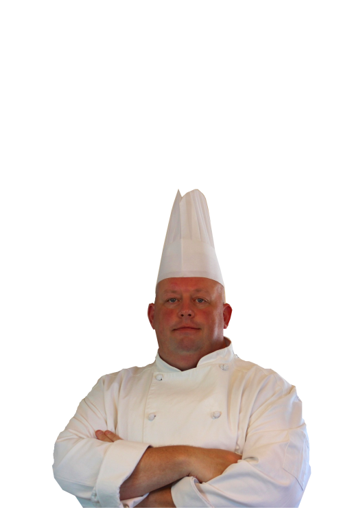CURTISS HEMM – A TALENTED CHEF WITH A CAUSE AND A BIG HEART