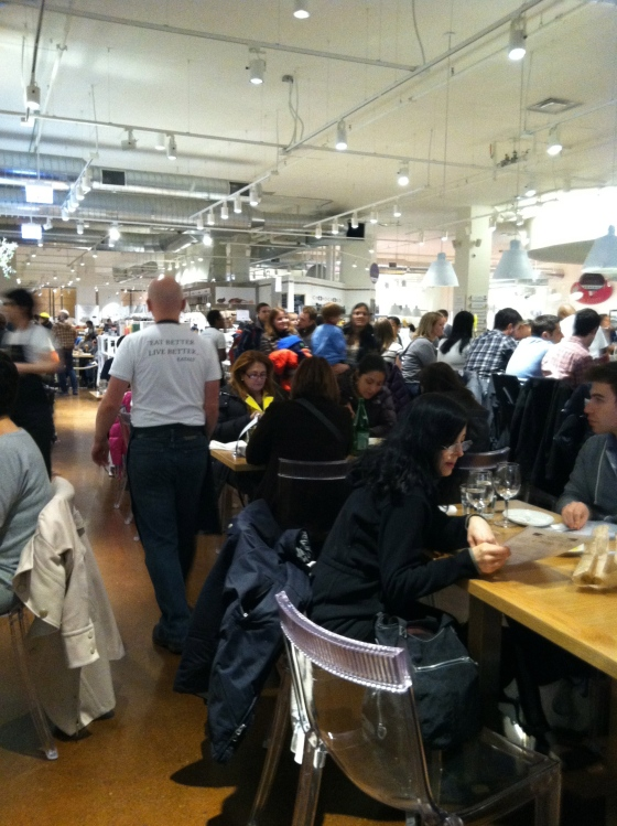 """EATALY – A BUSINESS THAT """"GETS IT"""""""