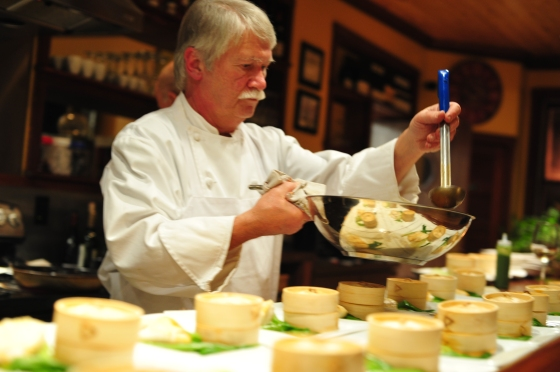 CHEF'S NEED TO SWEAT THE SMALL STUFF