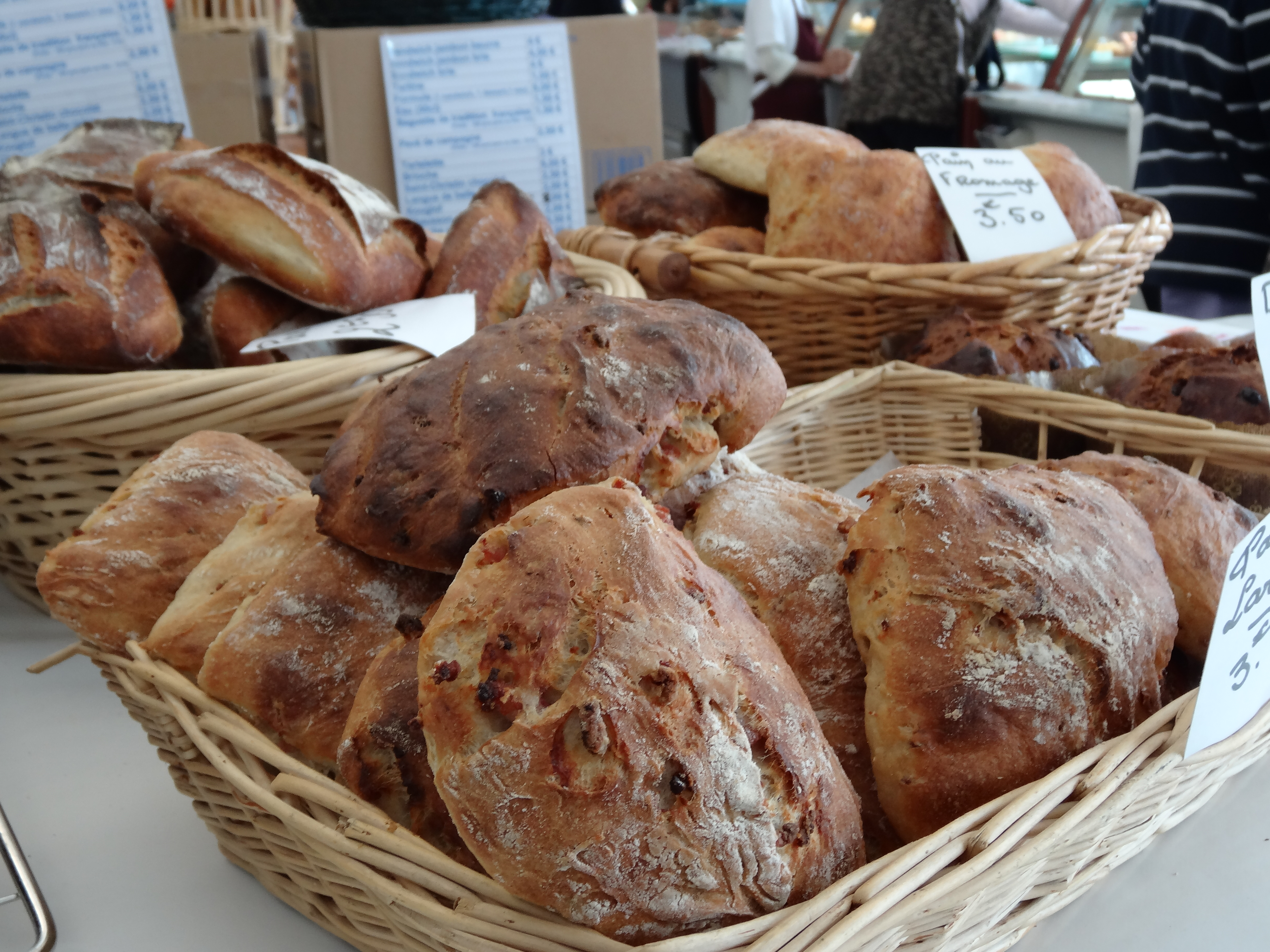 AH…..BREAD AND BREAD BAKERS