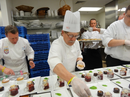 IN THE KITCHEN – HIRE PASSION, TEACH DISCIPLINE